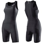 2XU Womens Perform Trisuit W-Rear Zip SS14